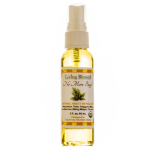 No More Bugs Natural Insect Repellent – 2 oz.